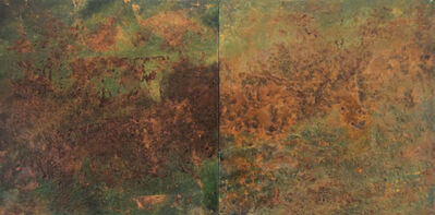 Bruce Murphy, 'Adult Object Diptych', 2012