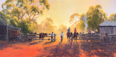 Ted Lewis, 'By The Gate'