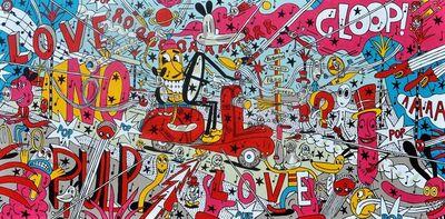 M.S. BASTIAN & ISABELLE L., 'Love Gloop! Pulp', 2019