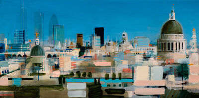 Christopher Farrell, 'View from Farringdon'