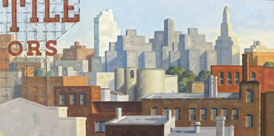 Robert Goldstrom, 'Kentile AM Panorama, Study', 2016