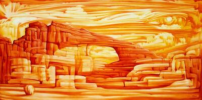 Jono Tew, 'Fire Arch'