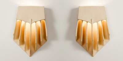 Guy Bareff, 'Pair of Sconces', 2015