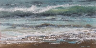 Carole Malcolm, 'Shoreline Study 25018', 2019