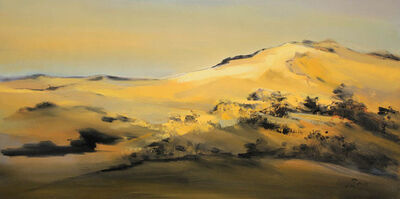 Bao Lede, 'Fly Over the Dunes Series - Sunset'