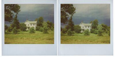 Peter Liversidge, 'Upstate Polaroids, Lone House', 2011