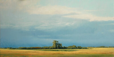 Bruce Brainard, 'Sun-drenched IV'