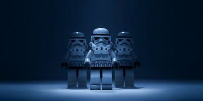 Dale May, 'Night Troopers'