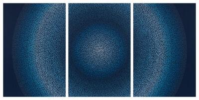 A.J. Oishi, 'Metamorphosis 8 Triptych', 2017