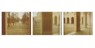 Cy Twombly, 'Three Views of Hofgarten Munich', 2008