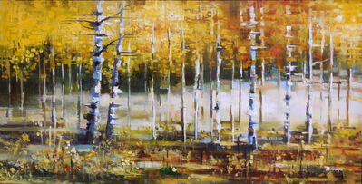 Michelle Condrat, 'September in the Uinta Mountains', 2015
