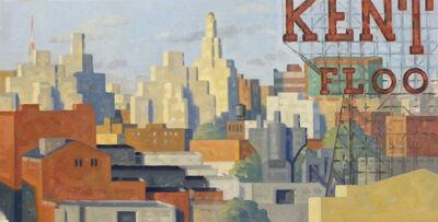 Robert Goldstrom, 'Kent PM Panorama, Study', 2016