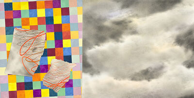 Nona Hershey, 'Mixed Signals I 2015', 2015