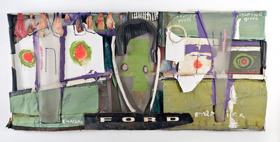 Olivier Martineau, 'The Green Giant', 2015-2016