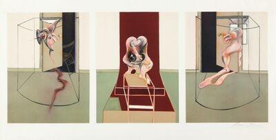 Francis Bacon, 'Aeschylus', 1981