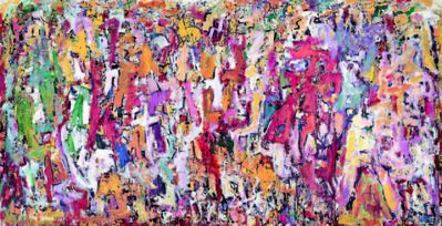 George Chann, 'Melodiousness in Colors', 1980