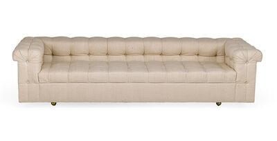 Edward Wormley, 'Tufted sofa (model no. 5407), Berne, IN', 1970s
