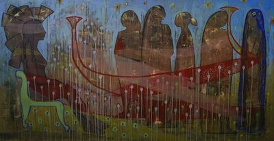 Reda Abdel Rahman, 'THE JOURNEY'