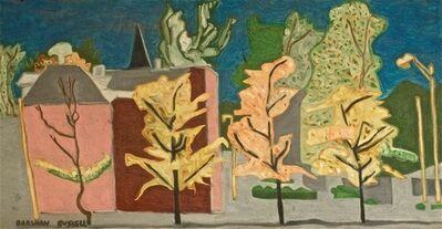Darshan Russell, 'Church Street, Poughkeepsie', 1990