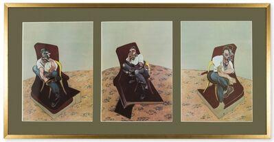 Francis Bacon, 'Three plates, from Derrière Le Miroir No. 162', 1966