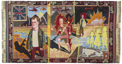 Grayson Perry, 'The Line of Departure', 2014