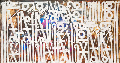 RETNA, 'Eye See You Coming', 2016