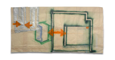 Peter Soriano, 'Porch Drawing 6', 2010