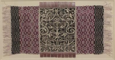 Renee Magnanti, 'Italian Jewish Pattern with Weaving', 2017