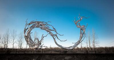Zheng Lu 郑路, 'Water in Dripping - Miao', 2017