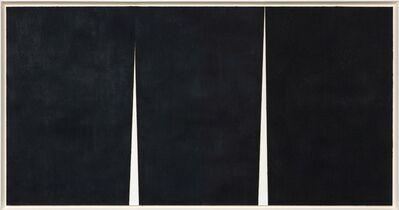 Richard Serra, 'Double Rift #2', 2011
