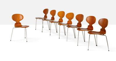 Arne Jacobsen, 'Ant chairs, set of 8', circa 1952