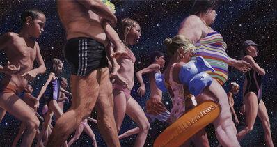 Roman Tolici, 'The Matter over Mamaia Beach', 2017
