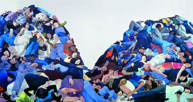 KRISTIN CALABRESE, 'Price of Oil', 2004