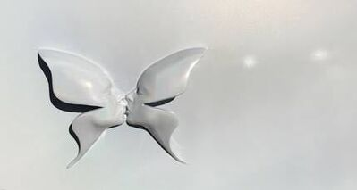 SCHOONY, 'The White Butterfly Kiss', 2017