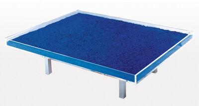 Yves Klein, 'Table Bleu Klein™', 1961