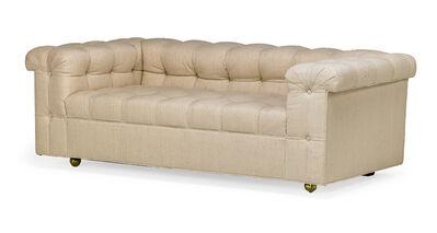 Edward Wormley, 'Tufted sofa, Berne, IN', 1970s
