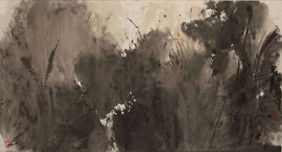 Zhou Shilin, 'Wild Lotus Pond 2013-2', 2013