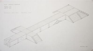 Jackie Ferrara, 'Norwalk Platform', 1984