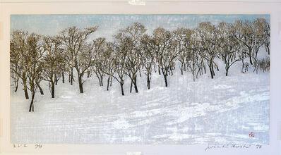 Joichi Hoshi, 'Stretch of Trees', 1974