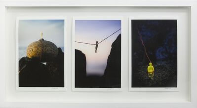 Marie Ange Bordas, ''In Between', 'Hilo Tierra' and 'Mάs Alla' ', 2012