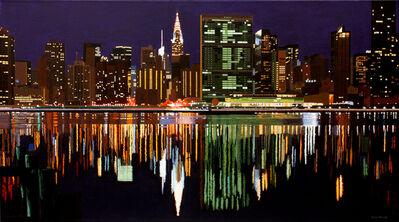 Andrew Eric Woodward, 'Manhattan Midnight '