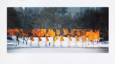 Christo and Jeanne-Claude, 'The Gates Rondell'