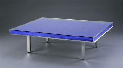 Yves Klein, 'Table Blue', 1963