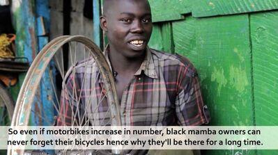 Cyrus Kabiru, 'The End of Black Mamba I', 2015