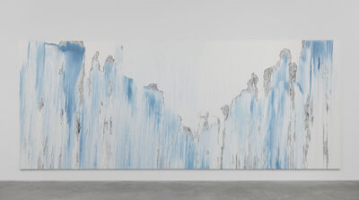 """Sandra Cinto, 'Sem título (da série """"Acaso e Necessidade"""") [Untitled (from the series """"Chance and Necessity"""")]', 2016"""