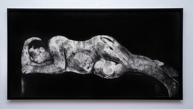 William Kentridge, 'Sleeper (Black)', 1997