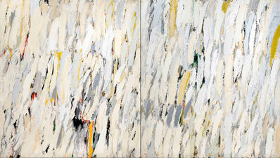 Kazuko Inoue, 'Untitled (diptych)', 1989