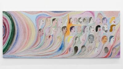 Chris Johanson, 'Serenity Painting No. 1', 2018