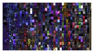 Jules Spinatsch, 'Tanzboden 1', 2015