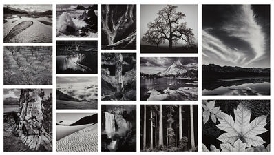 Ansel Adams, 'Portfolio Four: What Majestic Word. In Memory of Russell Varian'